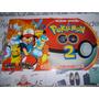 Album Oficial Pokemon Go 2 Figuras A Pegar