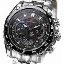Relógio Casio Edifice Red Bull Limited Edition Ef-550rbsp-1a