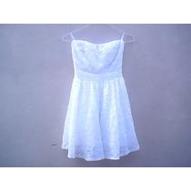 Vestido Para Adolescente Tipo Strappless (importado)