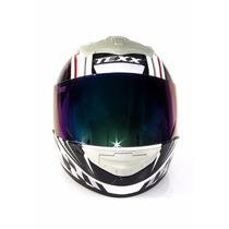 Capacete Motociclista Integral Esportivo Texx Bravo Gp