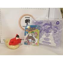 Brinquedo Padrinhos Mágicos Nickelodeon Bk 2003 Mc Donalds
