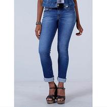 Calça Jeans Slim Feminina Equus