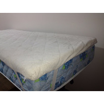 Pillow Top Viscolastico De 4cm Espesor. Desmontable 180x200