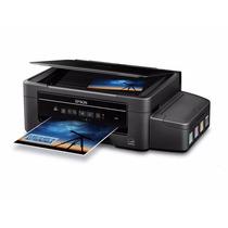 Reset Ilimitado Para Almohadillas Impresora Epson L375 Y 475