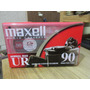 Cassette Maxell Ur-90 Normal ( Nuevos Y Sellados )