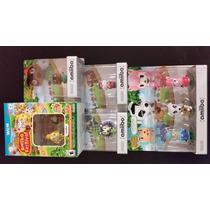 Animal Crossing Amiibo Festival Wii U + 8 Amiibo Nuevo