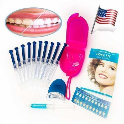 Clareamento Dental Caseiro 44 Completo Remineralizador R 202
