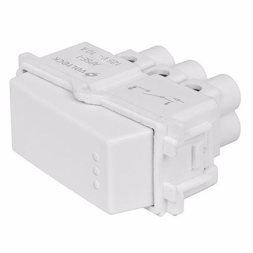 Interruptor Sencillo, Linea Italiana, Color Blanco - $ 132.00 en ...