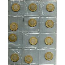 10 Pesos 1997 Grafila Invertida Envio Gratis Dhl