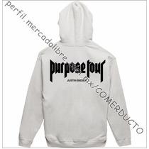 Sudadera Justin Bieber Purpose Tour Staff Tvxj
