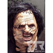 Máscaras Látex Masacre En Texas Chainsaw Terror Disfraz