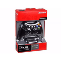 Control Inalámbrico Para Xbox 360 Y Windows. Nuevo Y Sellado