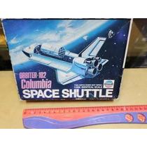Kit Plastico Union Japan Esca 1/288 Columbia Space Shuttle