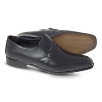 Sapato Social Sândalo Bourbon Classic Black