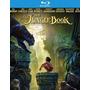 Blu-ray The Jungle Book / Libro De La Selva 2016 / Bd + Dvd
