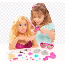 Barbie Maniquie Estilista Para Peinar