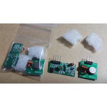 Módulo Rf Transmissor Receptor 433mhz_arduino