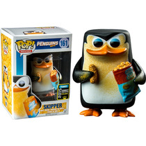 Funko Pop Skipper Cheezy Exclusivo Pingüinos De Madagascar
