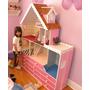Casa De Muñeca Barbie Y Con Gavetero