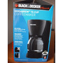 Cafeteras Black&decker De 10 -12 Tazas Color Blanca Y Negra