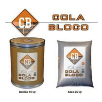 Cola Bloco - Argamassa Polimérica De Assentamento De Tijolos
