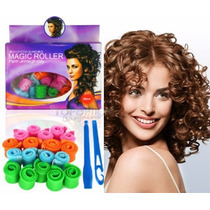 Super Magic Roller Curl Formes Formador De Cachos No Brasil