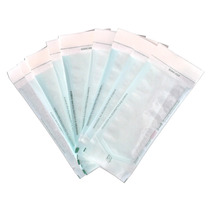 1000 Envelopes Esterilização Para Autoclave 90x230mm + Brind