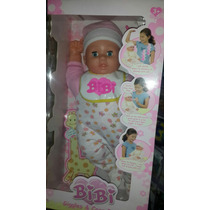 Muñeca Bibi Crece Giggles&coos Baby