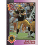 1992 Wild Card Field Force Brett Favre Green Bay Packers Qb
