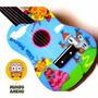 Guitarras De Madera Princesa Para Niñas