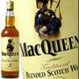 Licor Whisky Mac Queens Origen 100% Escoces 700ml