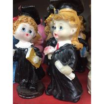 Souvenirs Egresados De Porcelana