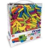 Pinos Mágicos 500 Peças Brinquedo De Montar Elka
