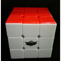 Cubo De Rubik Cyclone Boys 3x3 - Stickerless - Speedcube