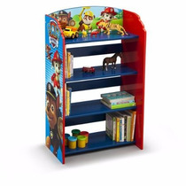 Organizador Revistero Librero Infantil Paw Patrol