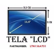 Tela 15.6 Lcd Ltn156at01 B156xw01 Ltn156at01 - Produto Novo