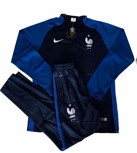 e614710bee Agasalho França Nike Original 2017 Conjunto Reffab - R  259