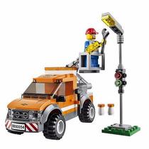 Manual De Montagem Do Lego City 60054 - Veículo