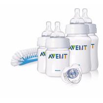 Set Teteros Bebes Recien Nacidos Philips Avent Clasico