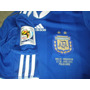 Camiseta Seleccion Argentina 2014 Suplente10 Messi Vs Grecia