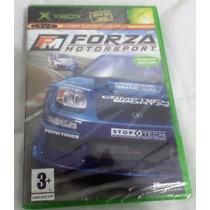 Xbox Classico - Forza - Motorsport Original Novo Lacrado!