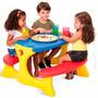 Brinquedo Mesinha Infantil Recreio Playground Bandeirante