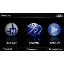 Gps Mapas Avic Net, Software Para Pioneer Avic F900bt, F90