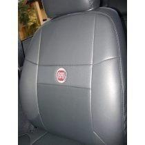 Capas De Bancos Automotivos Couro Específas P/ Fiat Uno 2001
