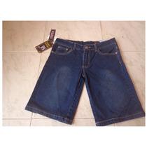 Bermudas Jeans Para Niñas Nuevas