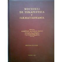 Libro Farmaco Nociones De Terapeutica Y Farmacodinamia