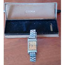 Antigo Relógio Cyma Suíço