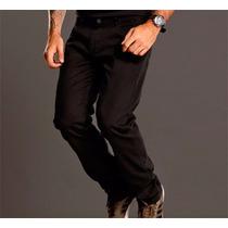 Calça Jeans Masculina Black Jeans Esporte Fino Várias Cores
