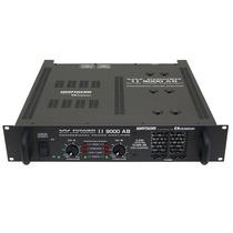 Ciclotron W Power Ii 9000ab Amplificador Potência