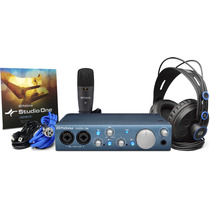 Presonus Audiobox Itwo Studio Paquete Completo De Grabacion